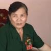 Nữ anh hùng lực lượng vũ trang nhân dân Dương Thị Lệ.