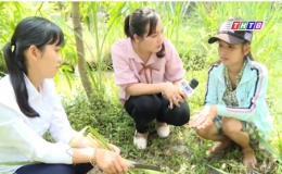 Hoàn cảnh em Nguyễn Thị Thúy Nga