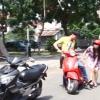 Nên ứng xử có văn hóa khi xảy ra tai nạn giao thông.