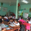 Gò Công Đông phát hiện 8 ca bệnh quai bị tại trường học