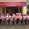 Bảo hiểm nhân thọ AIA tặng xe đạp cho học sinh có hoàn cảnh khó khăn