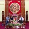 Đoàn Hội đồng các nhà chính trị trẻ Hoa Kỳ đến thăm tỉnh Tiền Giang