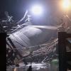 Xe ben vượt tải trọng gần 5 lần gây sập cầu Long Kiển