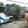 Một người tử vong do xe tải mất lái
