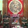 Đoàn Cục Phát triển – Bộ Quốc phòng Quân đội Hoàng gia Campuchia thăm và chúc tết tại tỉnh Tiền Giang