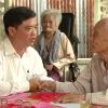 Đoàn đại biểu Quốc hội tỉnh Tiền Giang tặng quà tết huyện Tân Phước