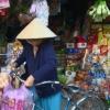 Hàng Việt chiếm lĩnh thị trường chợ nông thôn.