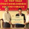 Công ty Cổ phần ô tô Trường Hải tặng 500 triệu đồng cho Quỹ vì người nghèo tỉnh Tiền Giang