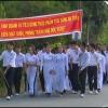 Tân Phước mittinh tuyên truyền đảm bảo an toàn thực phẩm mùa lễ hội Xuân 2018