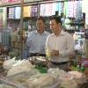 9/9 mẫu mì tươi đều dương tính với hàn the tại các chợ