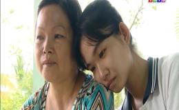 """Rơi nước mắt với hoàn cảnh em Thảo Hiền """"Ba mất sớm, mẹ bệnh ung thư vú, anh trai bệnh tâm thần"""""""