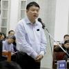 Bị cáo Đinh La Thăng nhận thêm bản án 18 năm tù, bồi thường 600 tỷ