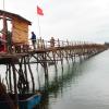 Ông Cọp – cầu gỗ dài nhất Việt Nam