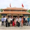 Liên chi hội nhà báo Đài Phát thanh – Truyền hình Tiền Giang đã tổ chức về nguồn tại Bình Phước và Đắk Nông.
