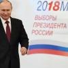 Ông Putin thắng áp đảo, tái đắc cử Tổng thống Nga