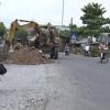 Chợ Gạo mở rộng đường đoạn ngã ba cầu Bình Phan