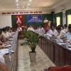 Tiền Giang sơ kết sản xuất vụ lúa đông xuân 2017-2018