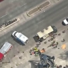 Canada: Xe tải lao vào đám đông, 10 người thiệt mạng