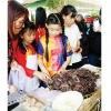 Khai mạc lễ hội Bánh dân gian Nam bộ: Hơn 100.000 người đến lễ hội