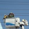 Thi công bất cẩn gây mất điện trên diện rộng