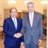 Thúc đẩy quan hệ Việt Nam-Singapore phát triển mạnh mẽ