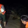Bắt quả tang 03 phương tiện khai thác cát trái phép trên sông Tiền