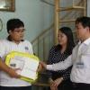 Trường THPT Nguyễn Đình Chiểu hỗ trợ gần 230 triệu đồng cho học sinh Nguyễn Tuấn Thanh