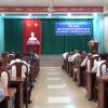 Tỉnh ủy Tiền Giang thông tin về công tác xây dựng Đảng, tình hình phát triển kinh tế – xã hội năm 2017 và quí I năm 2018.