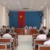 Chủ tịch UBND tỉnh Tiền Giang tiếp và giải quyết các khiếu nại của công dân