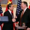 Mỹ-Trung Quốc khẳng định cam kết phi hạt nhân hóa bán đảo Triều Tiên