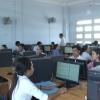 Tân Phước tập huấn phần mềm một cửa điện tử liên thông