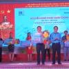 Bế mạc hội diễn nghệ thuật quần chúng ngân hàng công thương Việt Nam khu vực ĐBSCL