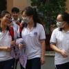 Những hình ảnh đầu tiên về kỳ thi THPT Quốc gia 2018 tại Tiền Giang
