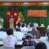 Đại biểu HĐND tiếp xúc cử tri phường 3