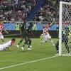"""Bắn hạ """"Đại bàng xanh"""" Nigeria, Croatia chiếm ngôi đầu bảng D"""