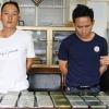 Công an Lào Cai tóm gọn 2 đối tượng mang 23 bánh heroin vào nhà nghỉ