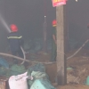 Cháy nhà máy xay cám Phước Vinh tại TX. Cai Lậy