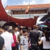 Độc đáo chợ phiên truyền thống giữa lòng thành phố