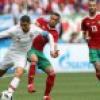 Tây Ban Nha, Bồ Đào Nha và Uruguay đều thắng với tỉ số tối thiểu 1-0.