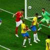 """Brazil bị Thụy Sĩ cầm chân, Xe tăng Đức """"tuột xích"""" trước Mexico"""