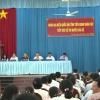 Đoàn đại biểu Quốc hội tỉnh Tiền Giang tiếp xúc cử tri huyện Cái Bè