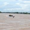 Mực nước ở các tỉnh đầu nguồn sông Cửu Long lên nhanh