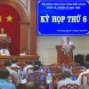Ngày làm việc đầu tiên Kỳ họp thứ 6, HĐND tỉnh Tiền Giang.