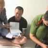 Công an TXGC bắt nhóm đối tượng chuyên cho vay nặng lãi