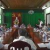Ban Tổ chức Trung ương làm việc với Huyện ủy Cai Lậy