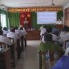 Chủ tịch UBND tỉnh Tiền Giang kiểm tra tình hình xây dựng nông thôn mới các xã bãi ngang huyện Gò Công Đông