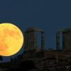 """Cận cảnh """"trăng máu"""" kỳ ảo – nguyệt thực dài nhất thế kỷ"""