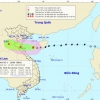 Tối nay, bão số 3 giật cấp 10 đổ bộ vào các tỉnh ven biển từ Thái Bình đến Quảng Bình