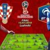 Lịch thi đấu World Cup 15/7: Pháp – Croatia trận đấu cuối cùng