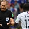 Trọng tài Nestor Pitana cầm còi trận chung kết World Cup 2018